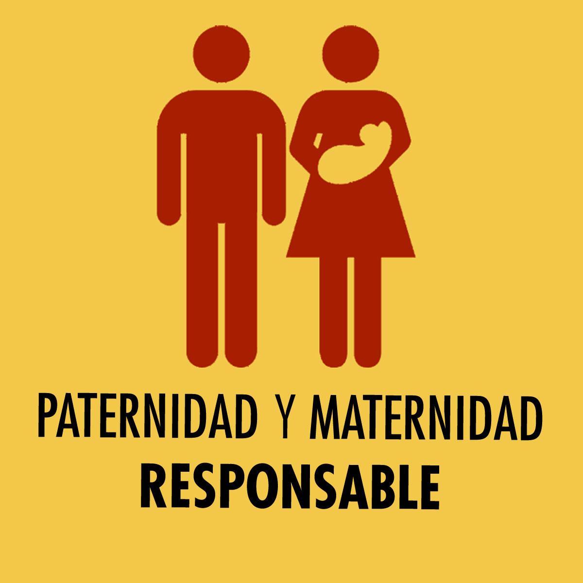 paternidad y maternidad responsable alguien