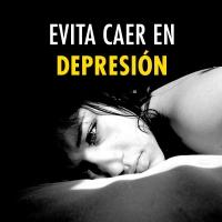 Evita caer en depresión