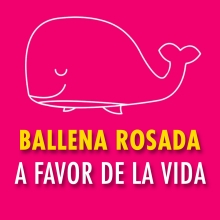 La Ballena Rosada: Un reto a favor de la vida