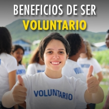 Los Beneficios de Ser Voluntari@