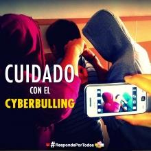 ¡Cuidado con el ciberbullying!