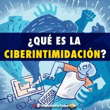 ¿Qué es la ciberintimidación?