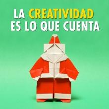 La creatividad es lo que cuenta