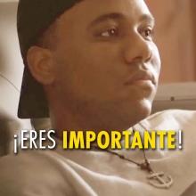 ¡Tú eres una persona importante!