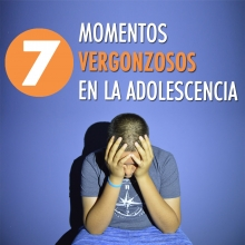 Siete momentos vergonzosos en la adolescencia