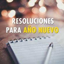 Resoluciones para año nuevo